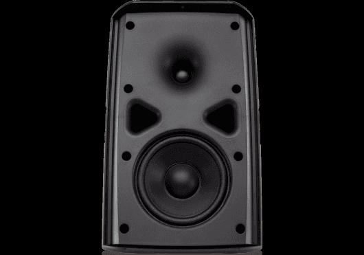 Audio - ENCEINTES & CO - ENCEINTES MURALES - QSC Systems - SQS AD-S4T-BK - Royez Musik