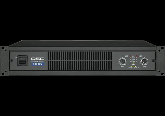 Audio - AMPLIS & PREAMPLIS - AMPLIS - QSC Systems - SQS CX302V-230 - Royez Musik