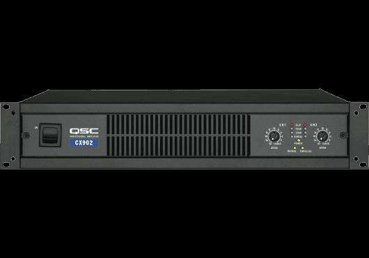 Audio - AMPLIS & PREAMPLIS - AMPLIS - QSC Systems - SQS CX902-230 - Royez Musik