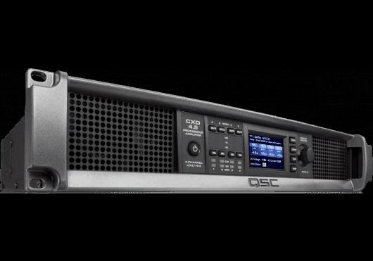 Audio - AMPLIS & PREAMPLIS - AMPLIS - QSC Systems - SQS CXD4.5-EU - Royez Musik