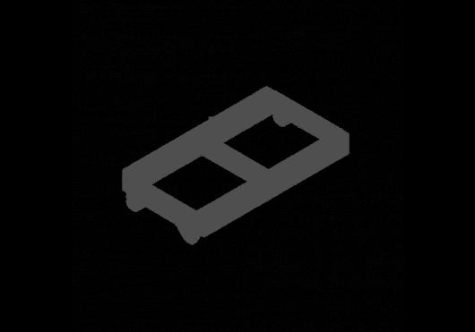 Audio - LINE ARRAY - QSC Systems - SQS FB2082-I-BK - Royez Musik