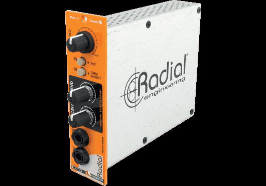 Audio - STUDIO - Radial - SRA EXTC - Royez Musik