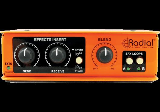 Audio - STUDIO - Radial - SRA EXTC-SA - Royez Musik