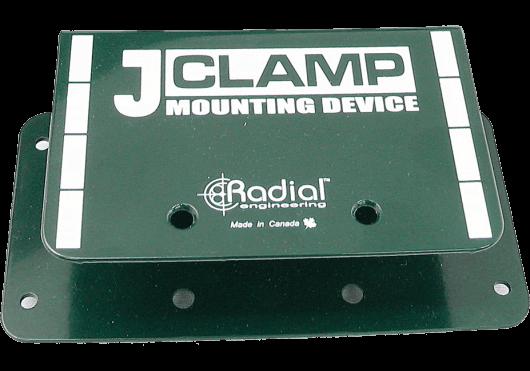 Audio - PÉRIPHÉRIQUES AUDIO - BOITES DE DIRECT - Radial - SRA J-CLAMP - Royez Musik