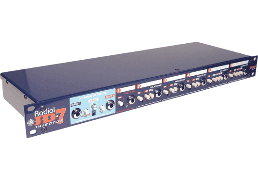 Audio - STUDIO - Radial - SRA JD7 - Royez Musik
