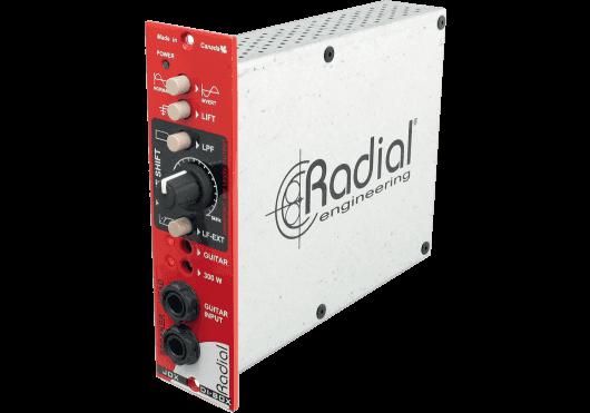 Audio - STUDIO - Radial - SRA JDX-REACTOR - Royez Musik