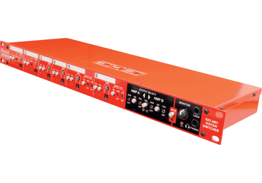 Audio - STUDIO - Radial - SRA JX62 - Royez Musik