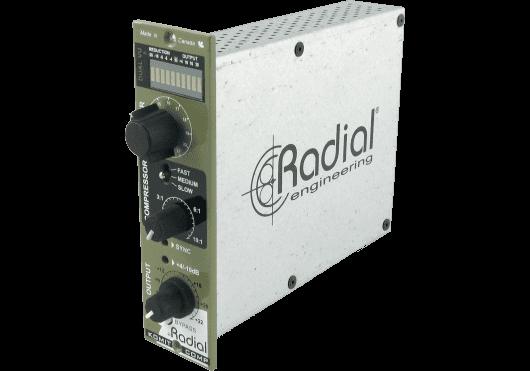 Audio - STUDIO - Radial - SRA KOMIT - Royez Musik