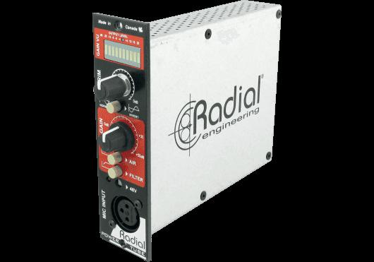 Audio - STUDIO - Radial - SRA POWER-TUBE - Royez Musik