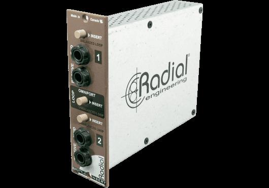 Audio - STUDIO - Radial - SRA SHUTTLE - Royez Musik