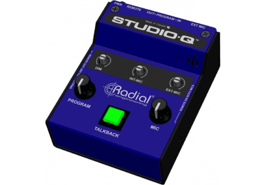 Audio - STUDIO - Radial - SRA STUDIOQ - Royez Musik