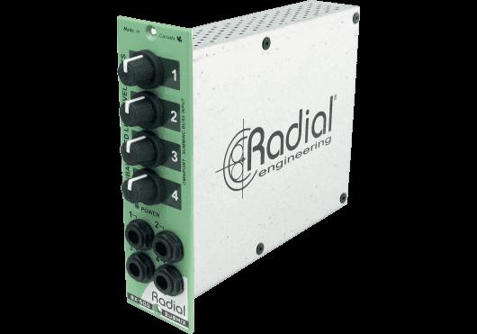 Audio - STUDIO - Radial - SRA SUBMIX - Royez Musik