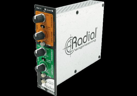 Audio - STUDIO - Radial - SRA TOSSOVER - Royez Musik
