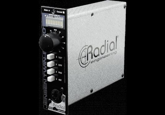 Audio - STUDIO - Radial - SRA TWIN-SERVO - Royez Musik