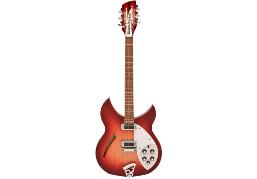 Guitares & Co - GUITARES ELECTRIQUES - GUITARES SEMI-HOLLOW BODY - Rickenbacker - GRI 33012FG - Royez Musik