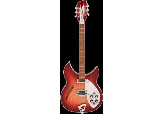 Guitares & Co - GUITARES ELECTRIQUES - GUITARES SEMI-HOLLOW BODY - Rickenbacker - GRI 33012FG - Royez Musik