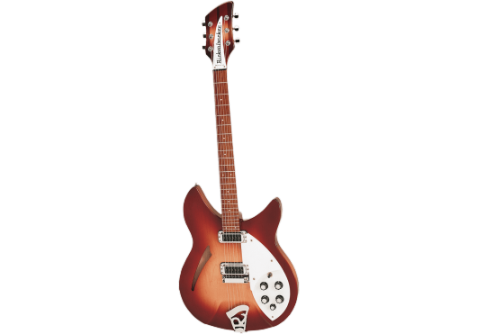 Guitares & Co - GUITARES ELECTRIQUES - GUITARES SEMI-HOLLOW BODY - Rickenbacker - GRI 330FG - Royez Musik