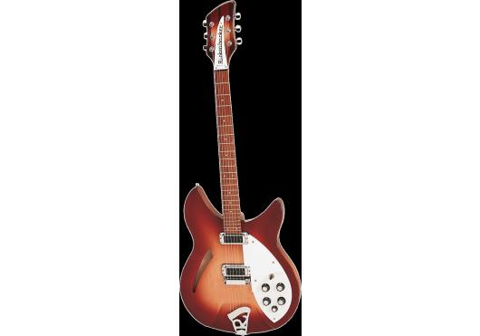 Guitares & Co - GUITARES ELECTRIQUES - GUITARES SEMI-HOLLOW BODY - Rickenbacker - GRI 330FG - Royez Musik