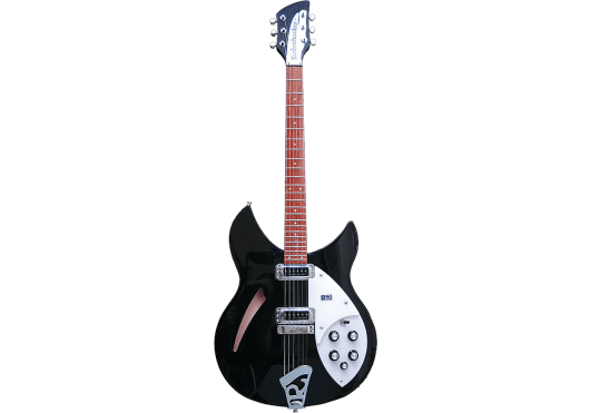 Guitares & Co - GUITARES ELECTRIQUES - GUITARES SEMI-HOLLOW BODY - Rickenbacker - GRI 330JG - Royez Musik