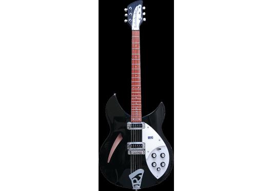 Guitares & Co - GUITARES ELECTRIQUES - GUITARES SEMI-HOLLOW BODY - Rickenbacker - GRI 330JG - Royez Musik