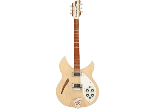 Guitares & Co - GUITARES ELECTRIQUES - GUITARES SEMI-HOLLOW BODY - Rickenbacker - GRI 330MG - Royez Musik