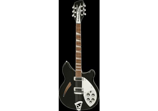 Guitares & Co - GUITARES ELECTRIQUES - GUITARES SEMI-HOLLOW BODY - Rickenbacker - GRI 36012JG - Royez Musik