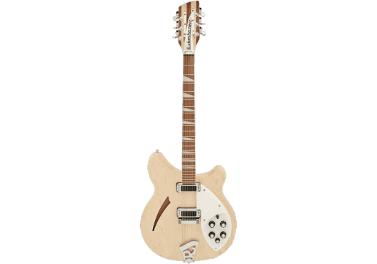 Guitares & Co - GUITARES ELECTRIQUES - GUITARES SEMI-HOLLOW BODY - Rickenbacker - GRI 36012MG - Royez Musik