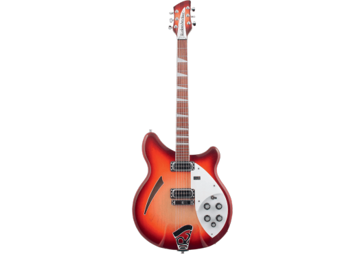 Guitares & Co - GUITARES ELECTRIQUES - GUITARES SEMI-HOLLOW BODY - Rickenbacker - GRI 360FG - Royez Musik