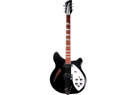 Guitares & Co - GUITARES ELECTRIQUES - GUITARES SEMI-HOLLOW BODY - Rickenbacker - GRI 360JG - Royez Musik