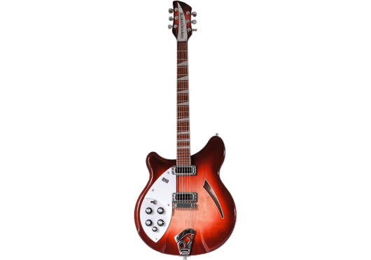 Guitares & Co - GUITARES ELECTRIQUES - GUITARES SEMI-HOLLOW BODY - Rickenbacker - GRI 360L-FG - Royez Musik