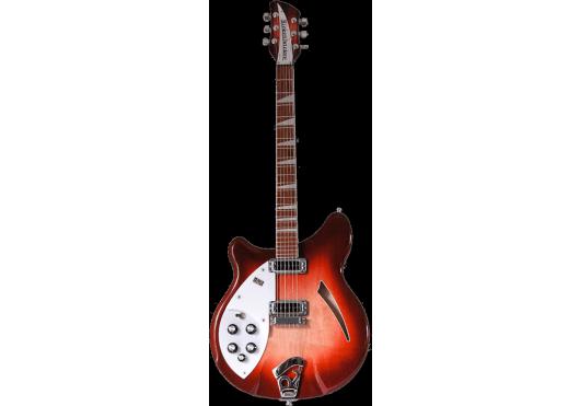 Guitares & Co - GUITARES ELECTRIQUES - GUITARES SEMI-HOLLOW BODY - Rickenbacker - GRI 360L-FG - Royez Musik