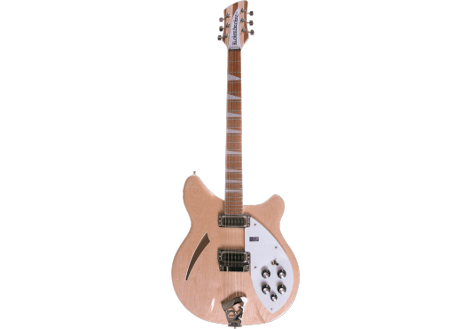 Guitares & Co - GUITARES ELECTRIQUES - GUITARES SEMI-HOLLOW BODY - Rickenbacker - GRI 360MG - Royez Musik
