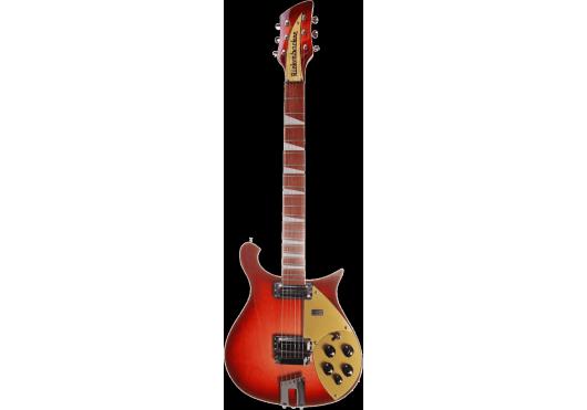 Guitares & Co - GUITARES ELECTRIQUES - GUITARES SOLID BODY - Rickenbacker - GRI 660-FG - Royez Musik