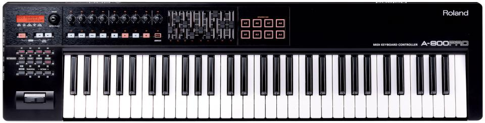 Claviers & Pianos - CLAVIERS - CLAVIERS MAITRES - ROLAND - A-800PRO-R - Royez Musik