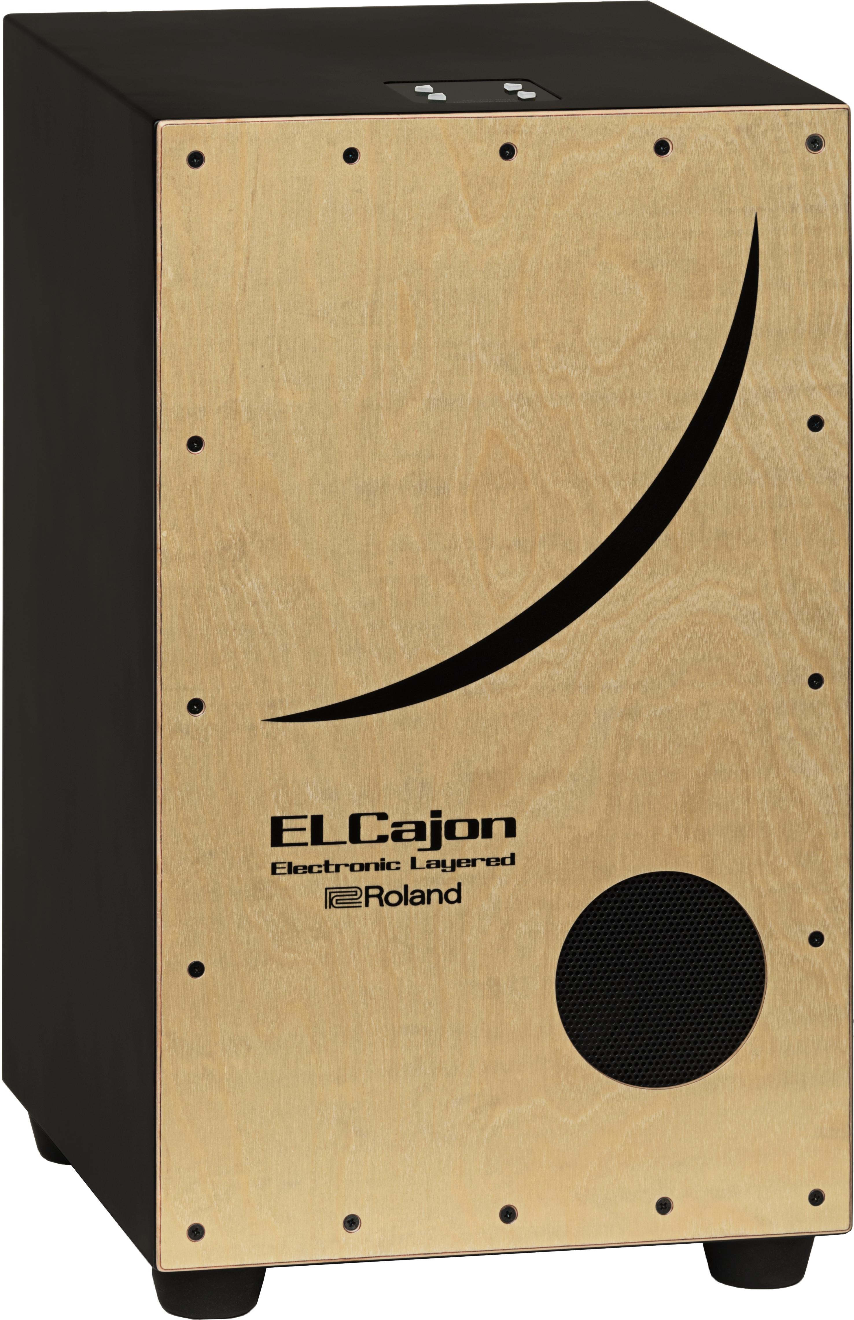Batteries & Percussions - PERCUSSIONS - CAJONS - ROLAND - EC-10 - Royez Musik