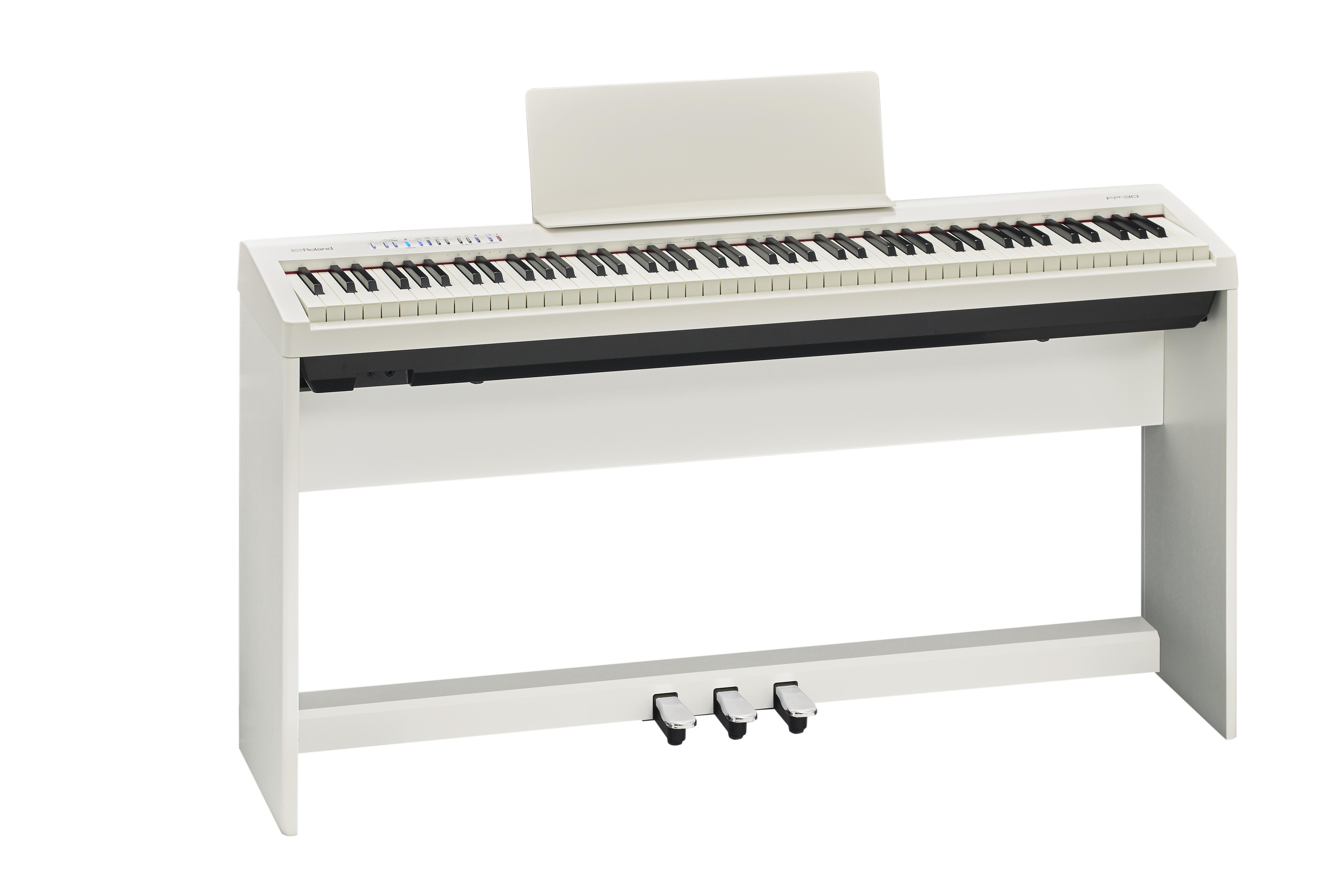 Claviers & Pianos - ACCESSOIRES - ROLAND - KPD-70-WH - Royez Musik