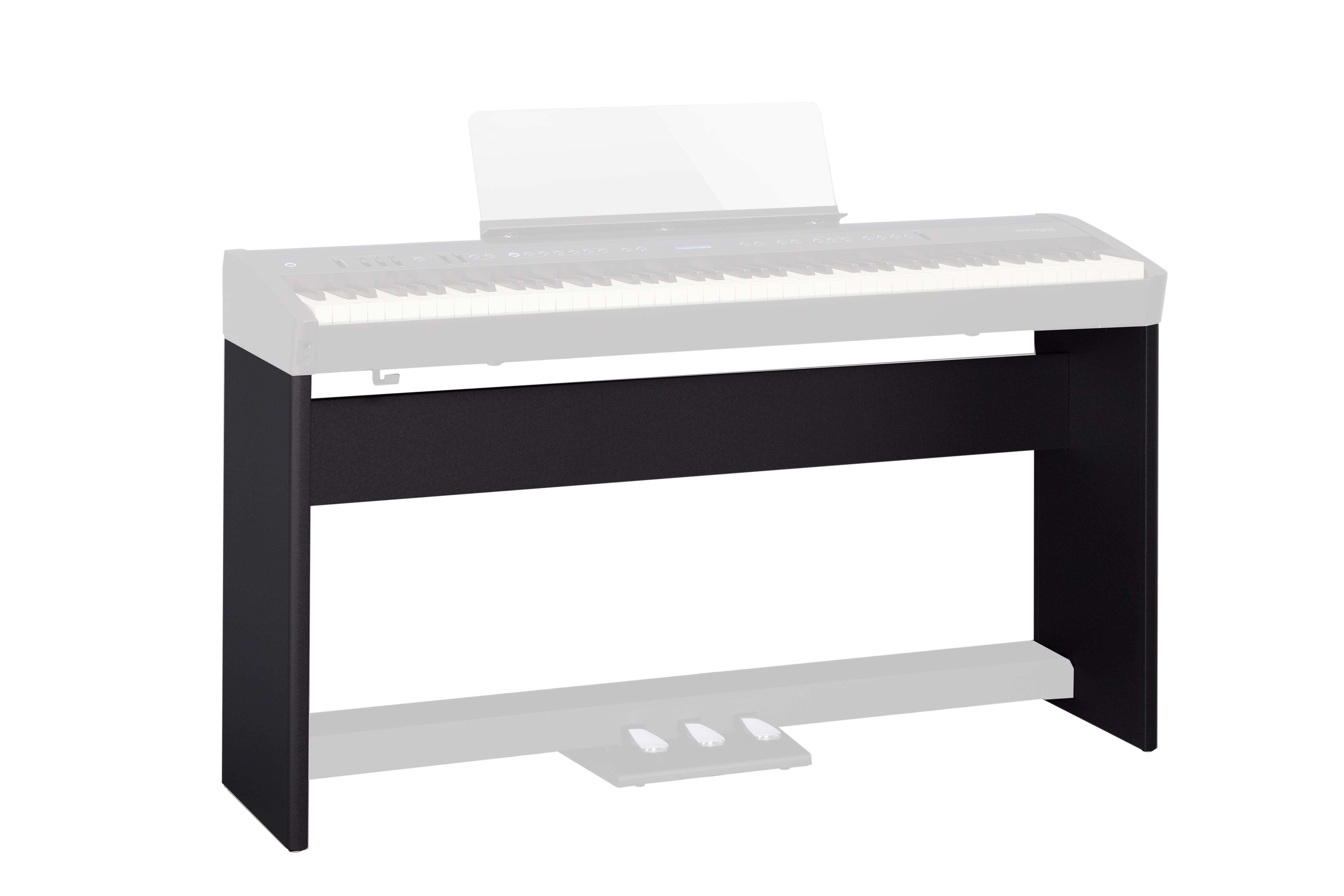Claviers & Pianos - STANDS - ROLAND - KSC-72-BK - Royez Musik