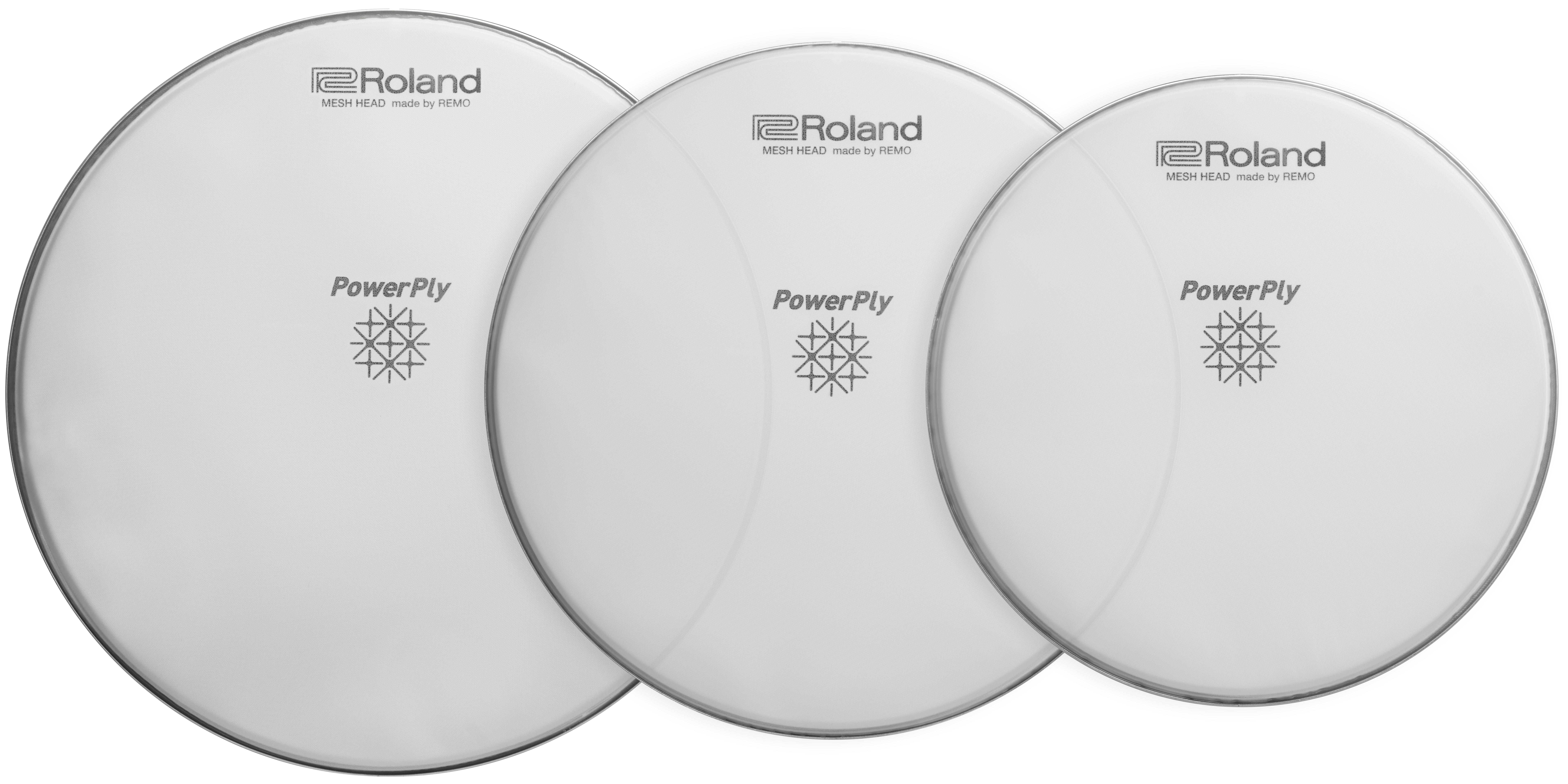 Batteries & Percussions - PEAUX - BATTERIE - ROLAND - MH2-20BD - Royez Musik