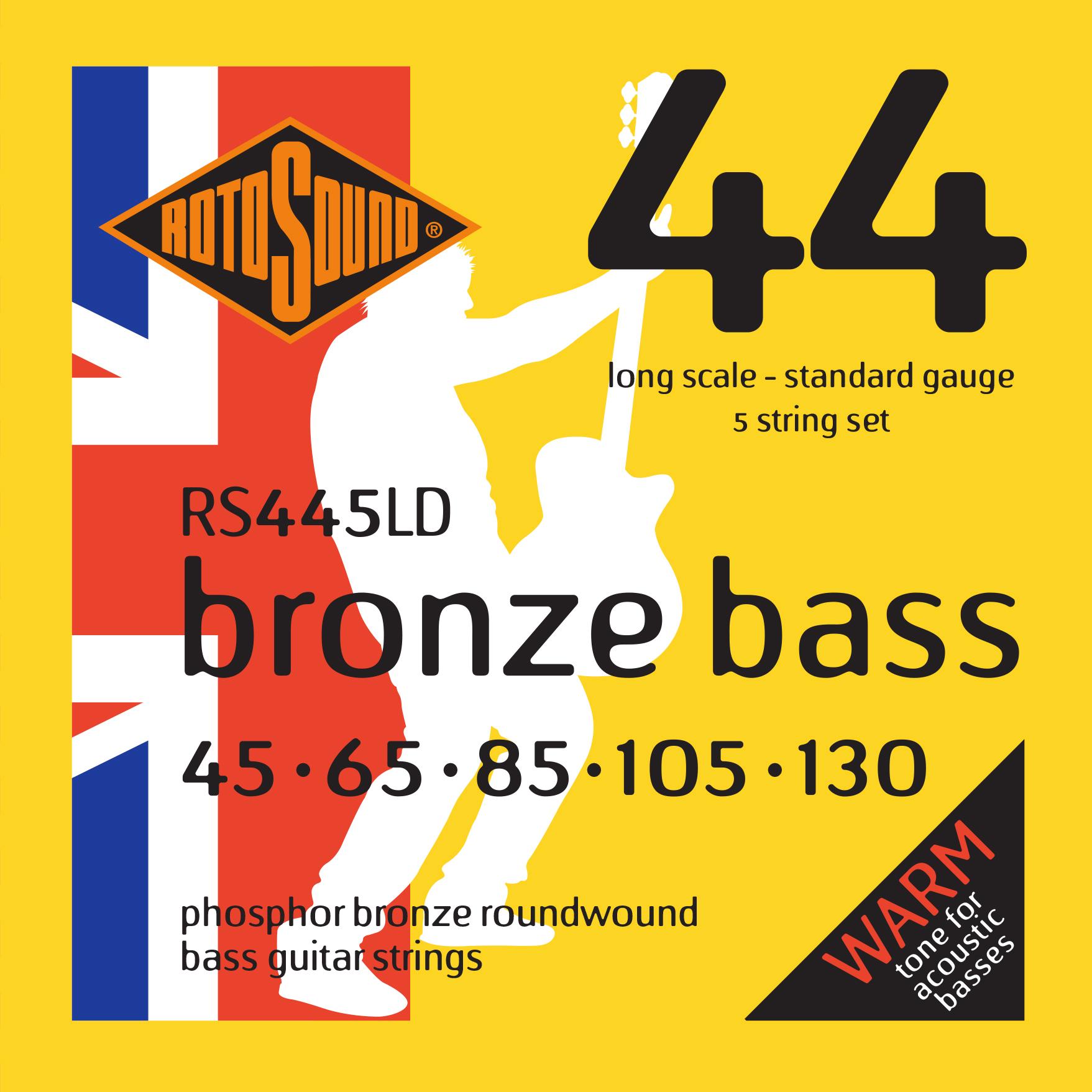 Cordes - CORDES GUITARES BASSES - 5 CORDES - ROTOSOUND - ROTRS445LD - Royez Musik
