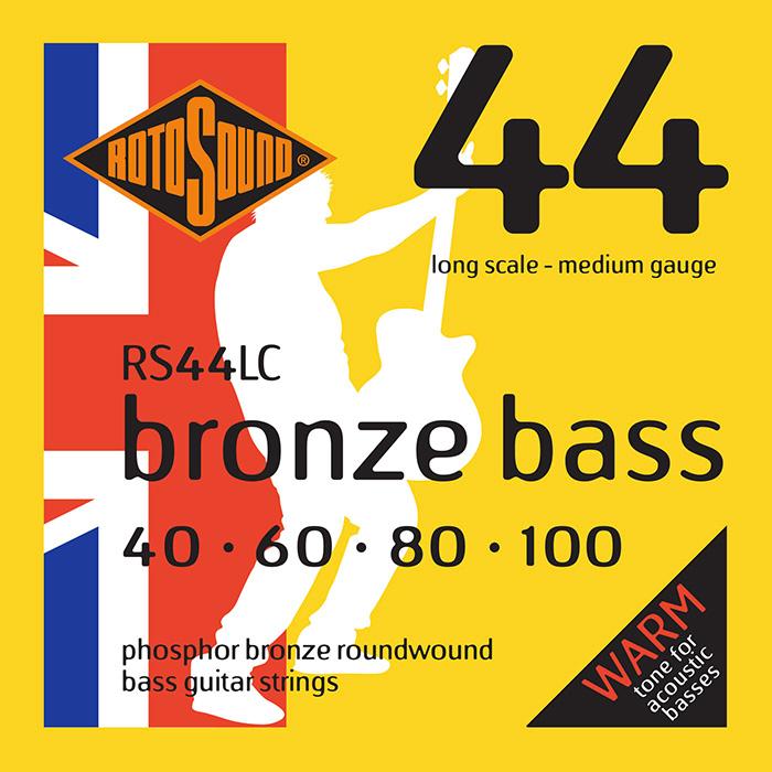 Cordes - CORDES GUITARES BASSES - 4 CORDES - ROTOSOUND - ROTRS44LC - Royez Musik
