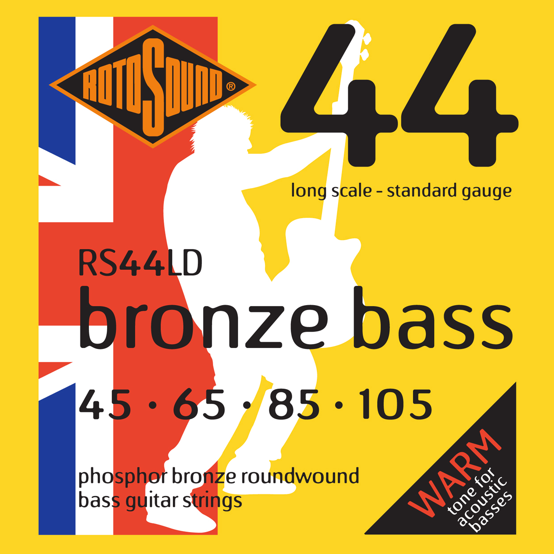 Cordes - CORDES GUITARES BASSES - 4 CORDES - ROTOSOUND - ROTRS44LD - Royez Musik