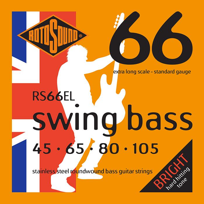 Cordes - CORDES GUITARES BASSES - 4 CORDES - ROTOSOUND - ROTRS66EL - Royez Musik