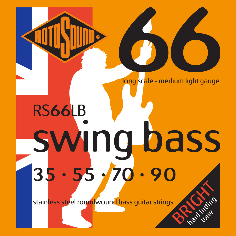 Cordes - CORDES GUITARES BASSES - 4 CORDES - ROTOSOUND - ROTRS66LB - Royez Musik