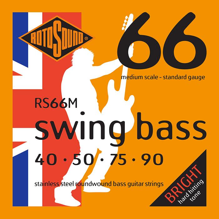 Cordes - CORDES GUITARES BASSES - 4 CORDES - ROTOSOUND - ROTRS66M - Royez Musik