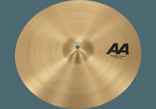 Batteries & Percussions - CYMBALES - CYMBALES DE BATTERIE - Sabian - PSA 21608 - Royez Musik