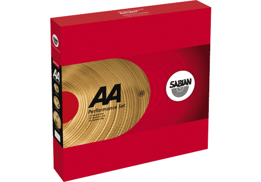 Batteries & Percussions - CYMBALES - PACKS DE CYMBALES - Sabian - PSA 25005-NB - Royez Musik
