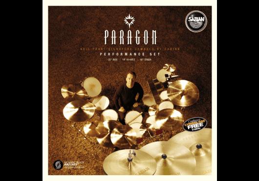 Batteries & Percussions - CYMBALES - PACKS DE CYMBALES - Sabian - PSA NP5005N - Royez Musik