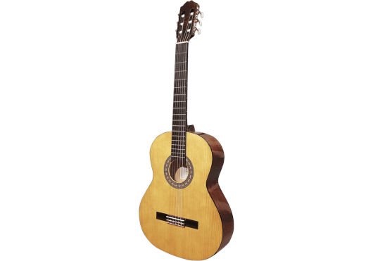 Guitares & Co - GUITARES CLASSIQUES - 4/4 - Santos Y Mayor - GSM 9B-LH - Royez Musik