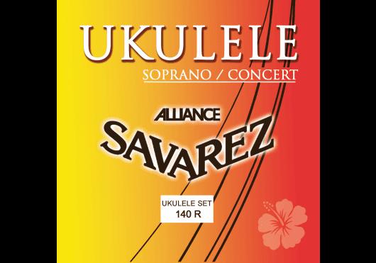 Cordes - CORDES UKULÉLÉS - Savarez - CSA 140R - Royez Musik