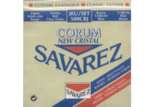 Cordes - CORDES GUITARES CLASSIQUES - JEU COMPLET - Savarez - CSA 500CRJ - Royez Musik